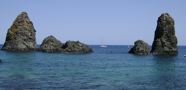 The Legendary 'Riviera dei Ciclopi'