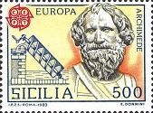 ARCHIMEDES (287-212 B.C.)