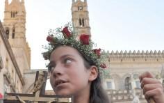 """Palermo: """"Festino"""" S. Rosalia"""