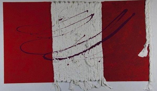Lia Calamia: Weaving Tales – Agora Gallery, New York