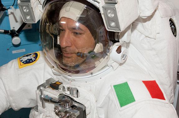 A Sicilian in Space