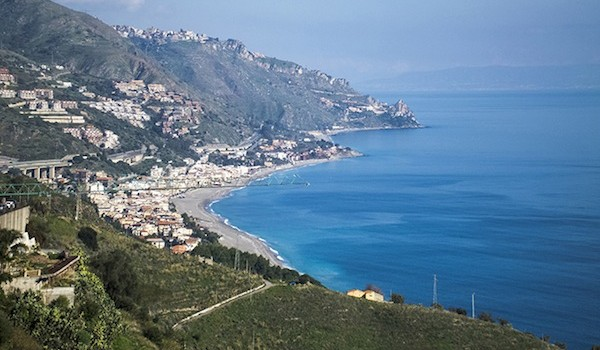 The Literary Ghosts of Taormina
