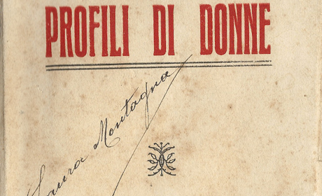 """EBE, from """"Profili di Donne"""" By Capuana"""