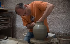 A Potter From The Madonie