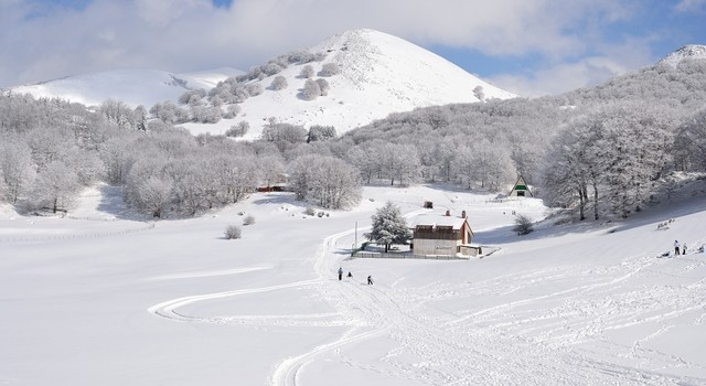 Skiing In Sicily (You heard me!)