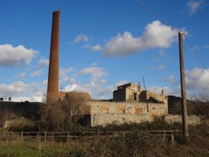 old Grottacalda mines