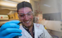 Palermo chemist takes his science to UK Parliament
