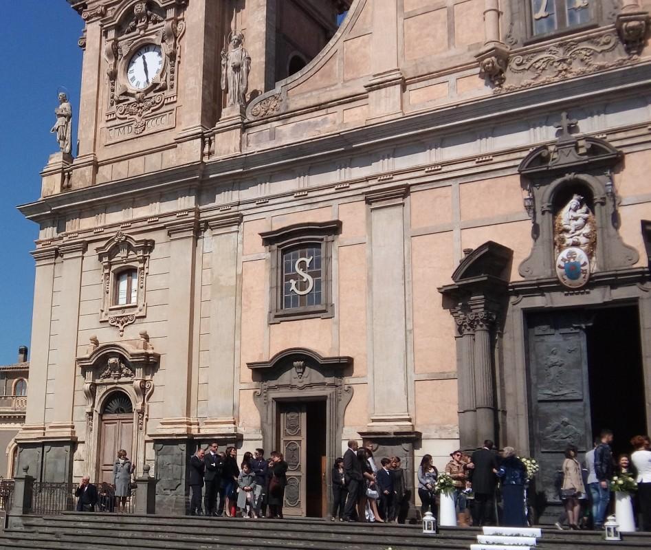 Humble Sicilian Churches