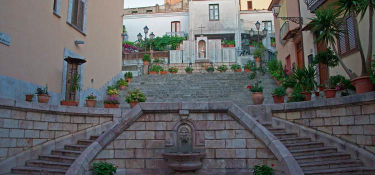 The little jewel of San Marco d'Alunzio