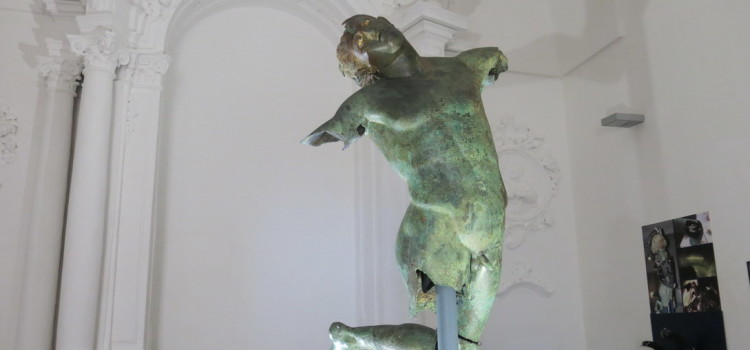 The Flashing Eyes of the Dancing Satyr