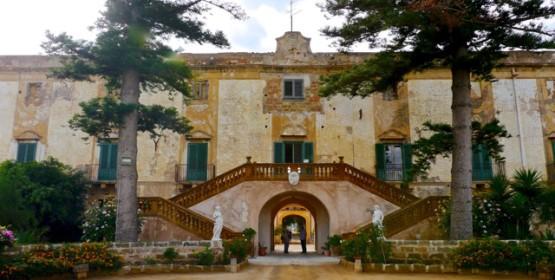 THE PAST IS FULL OF LIFE AT SICILY'S VILLA ISIDORO DE CORDOVA IN ASPRA