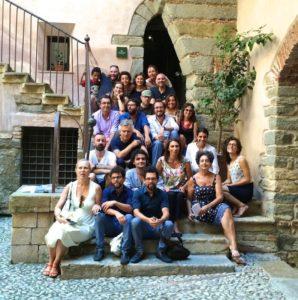 The Sicilian rt Scene - at Castelbuono