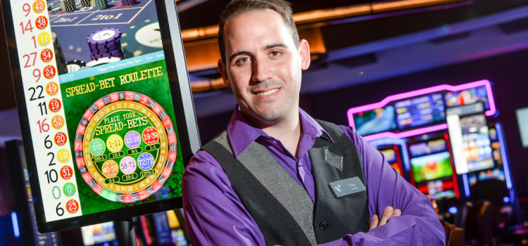 Lucky Tony D'amico Joins Leeds Super Casino as 200th Employee