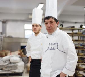 Nicola Fiasconaro & son Mario