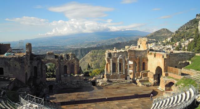 Taormina on the Grand Tour