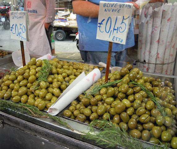 Ballaro Olives