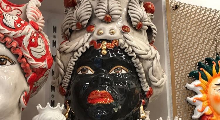 The truth behind Sicilian ceramic Moorish heads