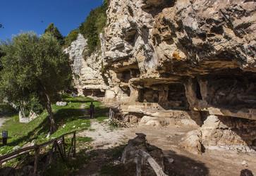 The Troglodytes of Sicily