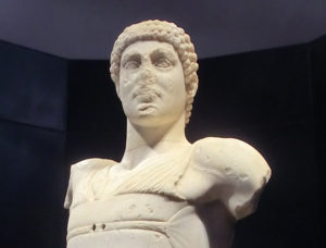 Charioteer of Mozia, Whitaker Museum
